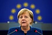 مرکل به پیشنهاد مکرون درباره تشکیل ارتش اروپایی واکنش نشان داد