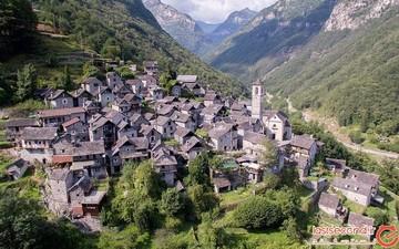 این روستا در سوئیس، هتل میشود
