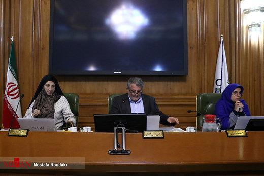 انتخابات شهردار تهران