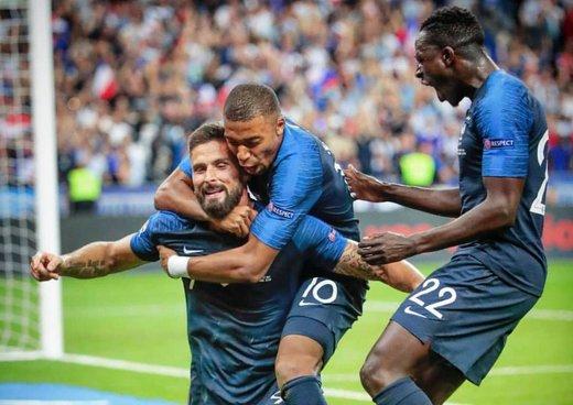 هفته داغ فوتبال با لیگ ملتهای اروپا