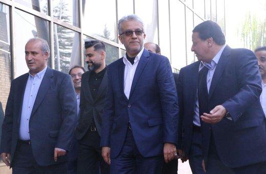 حمایت رسمی ایران از شیخ سلمان در انتخابات ایافسی