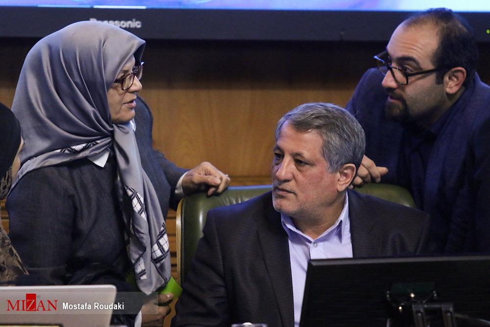 تصاویر | حال و هوای شورا در روز انتخاب شهردار تهران