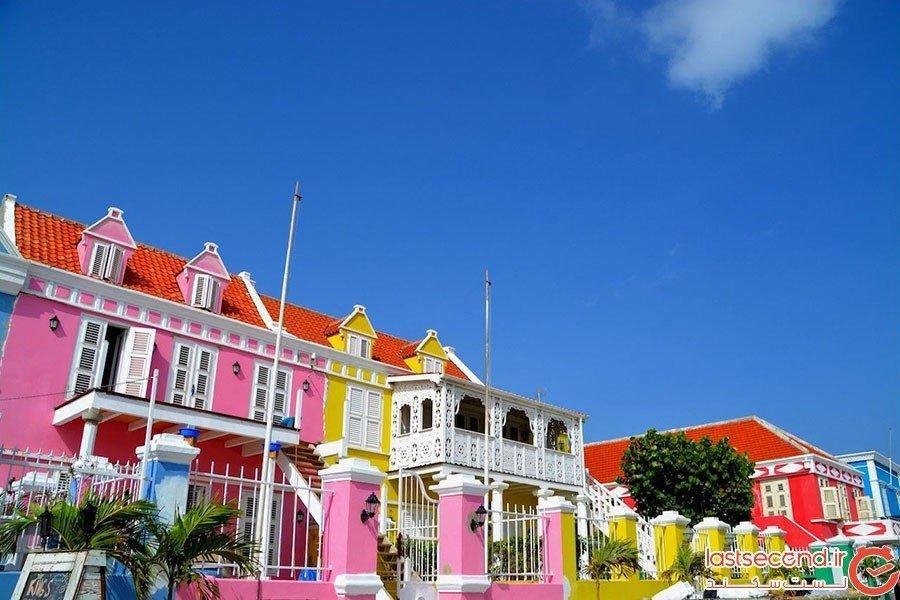پوندا در جزیره کوراسائو