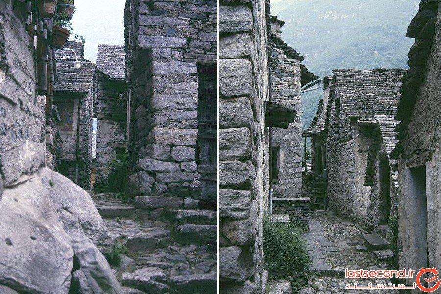 این روستا در سوئیس به هتل تبدیل خواهد شد