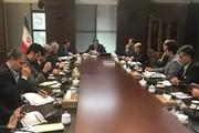 برگزاری جلسه وضعیت پروژههای راه و شهرسازی لرستان در وزارت راه