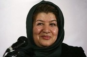 پوران درخشنده مهمان «شب سینما» شد