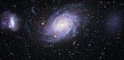 """شناسایی یک کهکشان عظیم در همسایگی """"راه شیری"""""""