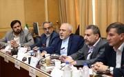 نجفیخوشرودی: بررسی اظهارات ظریف در مورد پولشویی در کمیسیون امنیت ملی