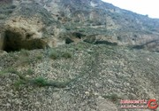 غار کوگان خرمآباد، شگفتی انسان در طبیعت