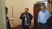 مصطفی رزاق کریمی با دو مستند در جشنواره فیلم مقاومت