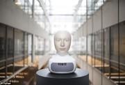 رونمایی از ربات اندرویدی سوئدیها