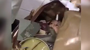 فیلم   قاچاق کودک ۵ ماهه در فرودگاه دبی!