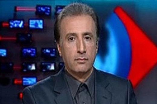 فیلم | واکنش محمدرضا حیاتی به خبر جنجالی که در اخبار خواند