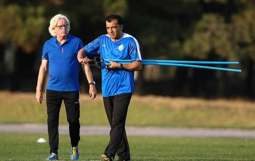 وزیر ورزش بذر بیاعتمادی در استقلال را خشک کند