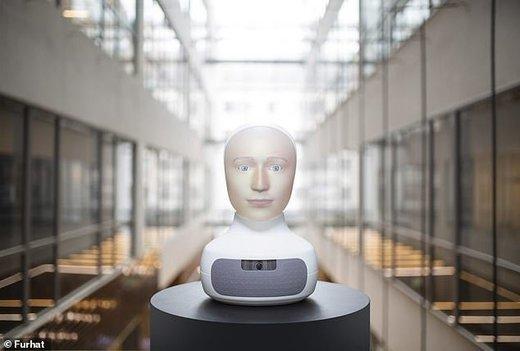 رونمایی از پیشرفتهترین ربات اندرویدی سوئدیها