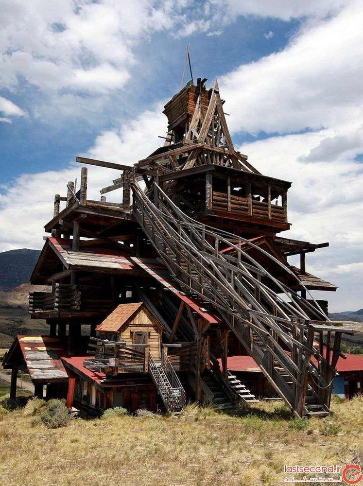 خانه ی اسمیت، معمارش را کشت