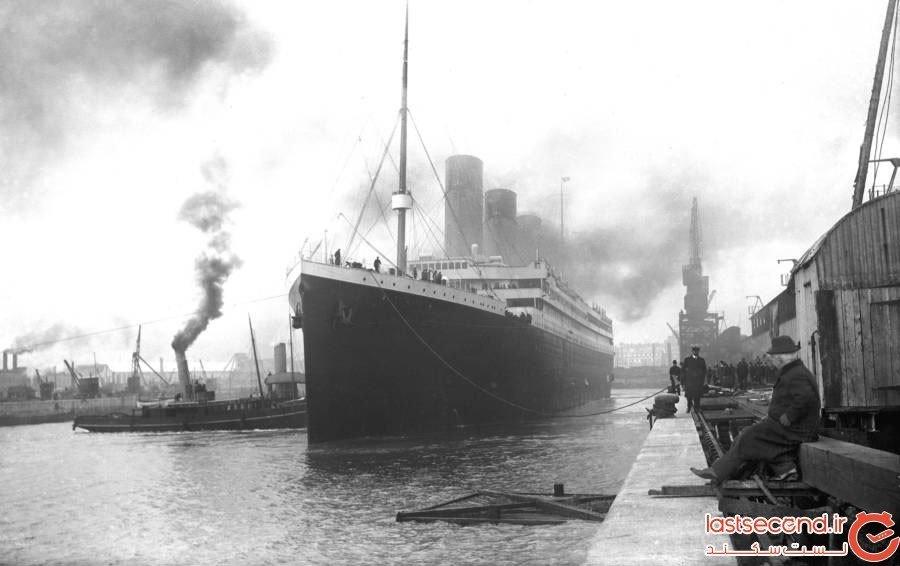 کشتی تایتانیک دوباره زنده میشود!