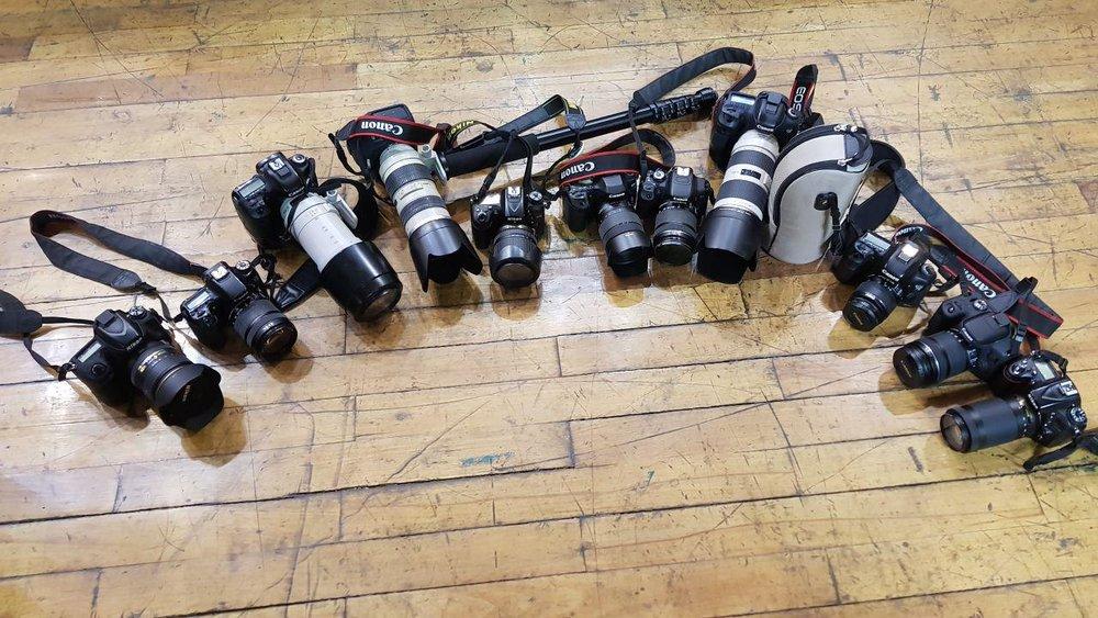 اعتراض عکاسان ورزشی ارومیه
