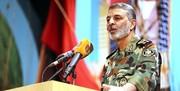 سرلشکر موسوی: رژیم صهیونیستی از دسترسی زمینی ایران به سرزمینهای اشغالی هراسناک است