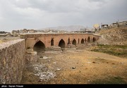 وضع اسفبار پل تاریخی که زبالهدان شد