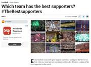 هواداران پرسپولیس محبوبتر از هواداران رئال، بارسا و میلان/عکس