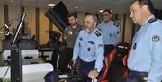 عکس | همسفره شدن فرمانده نیروی هوایی ارتش با سربازان