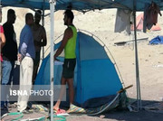 کار عجیب بخشدار جزیره هرمز: چادر گردشگران را جمع میکنیم چرا مردم جزیره نفع از سفر آنها نبرند؟