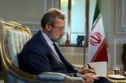 علی لاریجانی درگذشت رئیس ومعاون پارلمانی سازمان تامین اجتماعی راتسلیت گفت