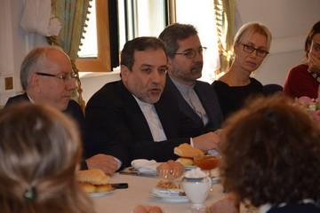 عراقچی: پایبندی به تعهدات اقتصادی خواسته ایران از اروپاست