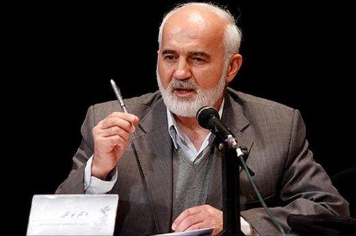 واکنش احمد توکلی به صحبتهای صالحیامیری: آقای صالحی مرا به حضرت زهرا(س) حواله داد و آخرش گفت مرد باش و عذرخواهی کن
