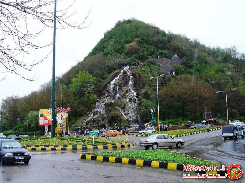 کوه شیطان در بهشت لاهیجان