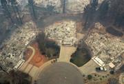 فیلم | تصاویر باورنکردنی از ویرانههای آتش در آمریکا
