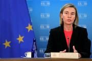 واکنش موگرینی نسبت به موضع عراق در برابر تحریمهای ضد ایرانی