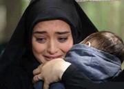 عکس   بازیگر سریال «ستایش» و همسرش در خارج از کشور