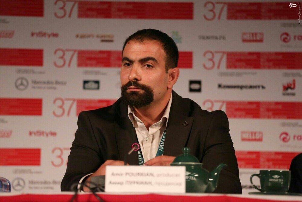 کارگردان «ممنوعه»:سانسور در کار نیست، مطمئنا رودست میخورید
