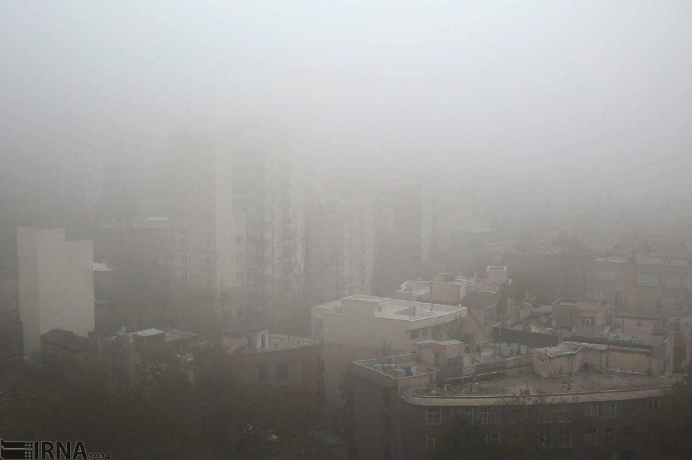 تصاویر | حال و هوای جمعه بارانی تهران