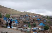 تصاویر | کانکسهای رنگی یادگار زلزله ارسباران