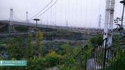 تهران را از روی پل معلق آسمان ببینید