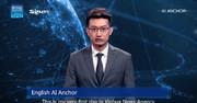 تردید در مورد اخبارگوی هوش مصنوعی چینی