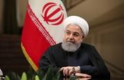 حسن روحانی به پرسشهای خبرنگاران پاسخ میدهد