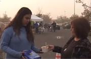 فیلم | زندگی عجیب آوارگان آتشسوزی کالیفرنیا در چیکو