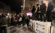 یک زن در تظاهرات علیه مکرون کشته شد