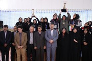 پایان دومین دوره مسابقات ورزشی بانوان وزارت کشور در ساری