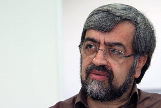 حمله به سالن محل سخنرانی فرزند شهیدبهشتی