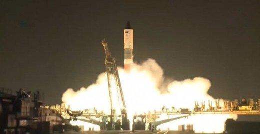 عزیمت ناو فضایی روس به ایستگاه فضایی بینالمللی