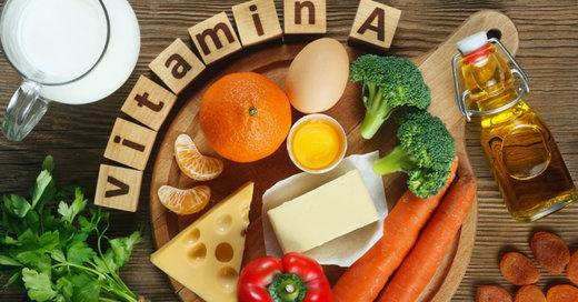 ۵ خاصیت ویتامین A که درباره آن نمیدانید