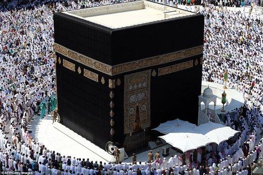 اقامه نماز میت برای جمال خاشقجی در مکه