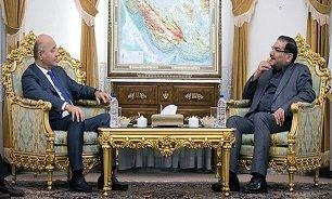 شمخانی: سیاست غیر قابل تغییر جمهوری اسلامی ایران حمایت قاطع از خواست و اراده ملت رشید عراق است
