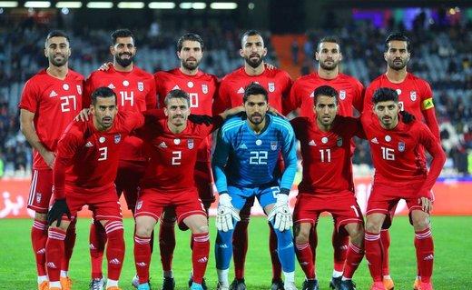 تیم ملی در جام ملتها آدیداس میپوشد