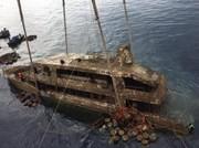 تصاویر | کشف قایق تفریحی فونیکس در پوکت